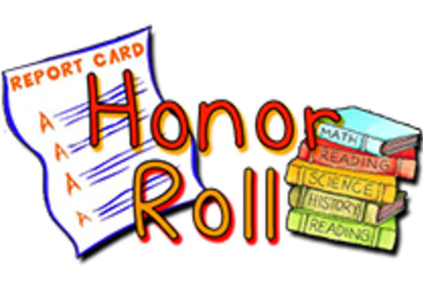 First Quarter Honor Roll Announcement