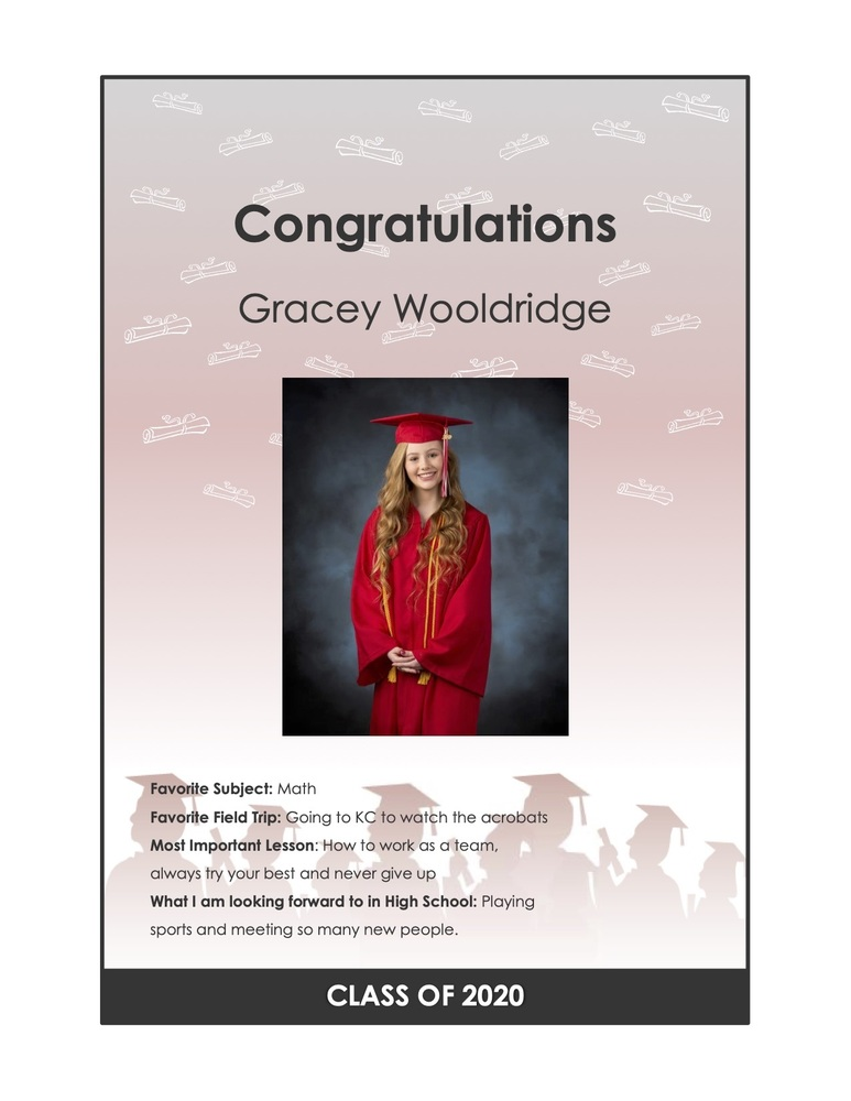 Gracey Wooldridge